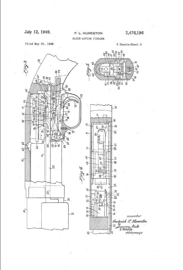 on jc higgins model 20 shotgun schematics or diagrams