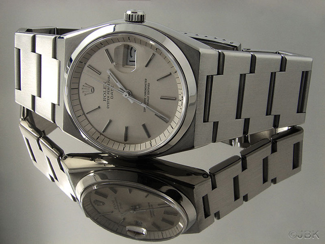 Rolex Oysterquartz 001